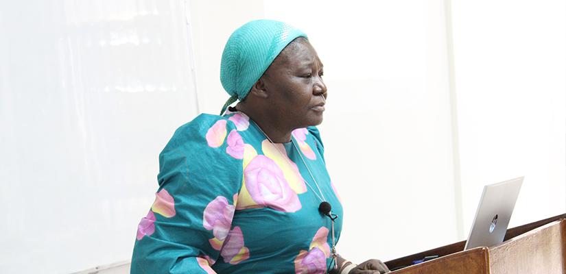 LA FEMME ET LA SCIENCE EN RDC